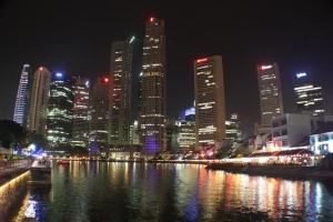 Singapur - biznesowe eldorado